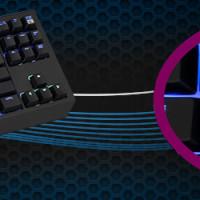 Razer Blackwidow Tournament Edition Chroma Slider