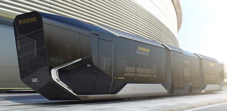 Rossíya-1: Los rusos ya tienen su supertranvía del futuro