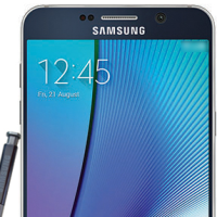 Samsung Galaxy Note 5 - Portada