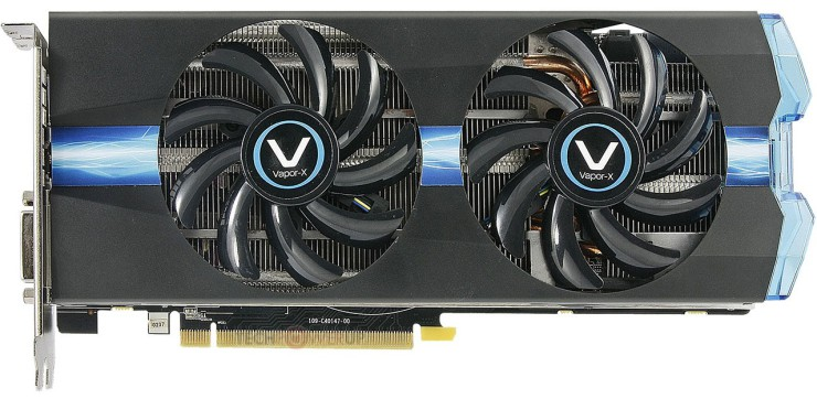 Sapphire Radeon R9 370X Vapor-X