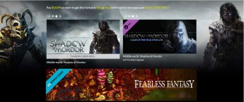Shadow of Mordor oferta