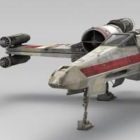 Teaser Star Wars Battlefront X-Wing - portada
