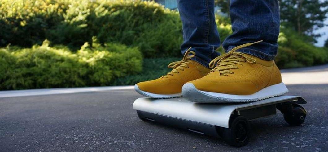 WalkCar: El futuro transporte personalizado de los japoneses