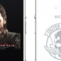 Xperia J1 Compact The Phantom Pain Edition - Portada
