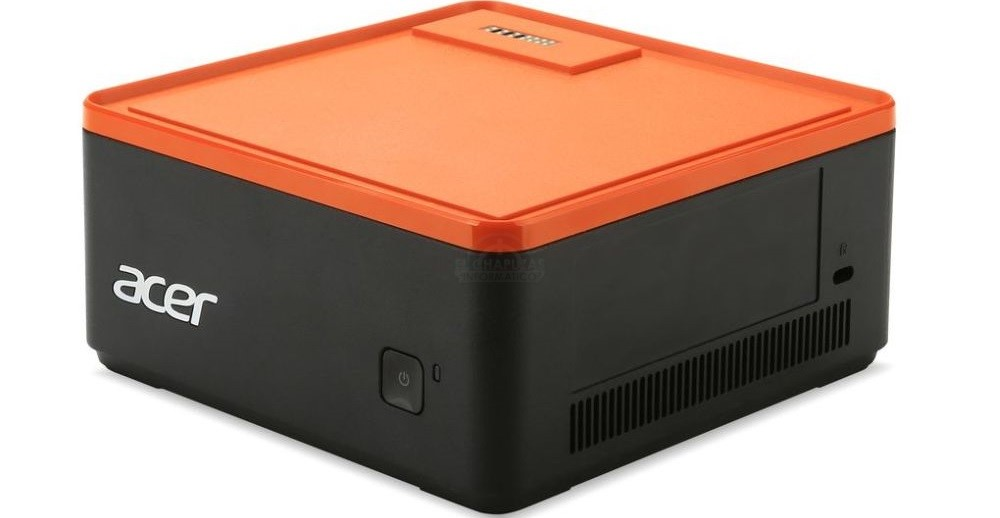 Acer Revo Build: Un Mini-PC apilable para ganar potencia