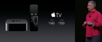 Apple TV 2015