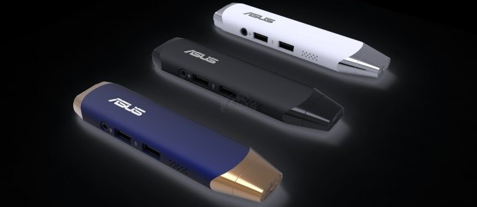 Asus VivoStick PC: Mini-PC de 68gr con Windows 10