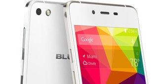 BLU Vivo Air LTE - Portada