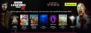 Bundle Stars Indie Legends Bundle 2