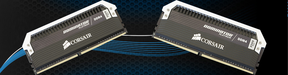 Review: Corsair Dominator Platinum DDR4