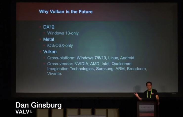 Dan Ginsburg - Valve - Vulkan