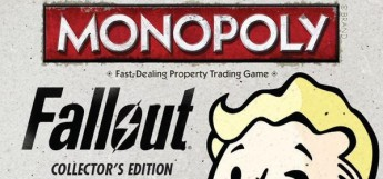 Fallout Monopoly - Portada