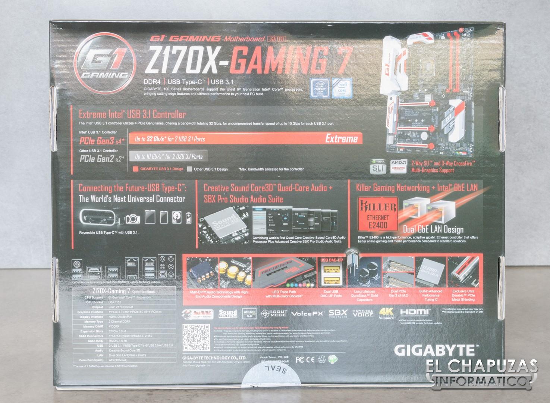 gigabyte z170x gaming 7 manual