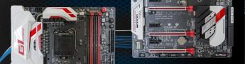 Gigabyte Z170X-Gaming 7 Slider