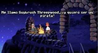 Guybrush Threepwood - Monkey Island
