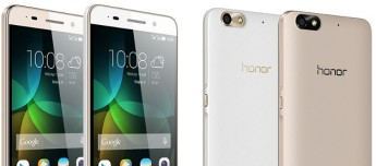 Huawei Honor 4C Plus - Portada