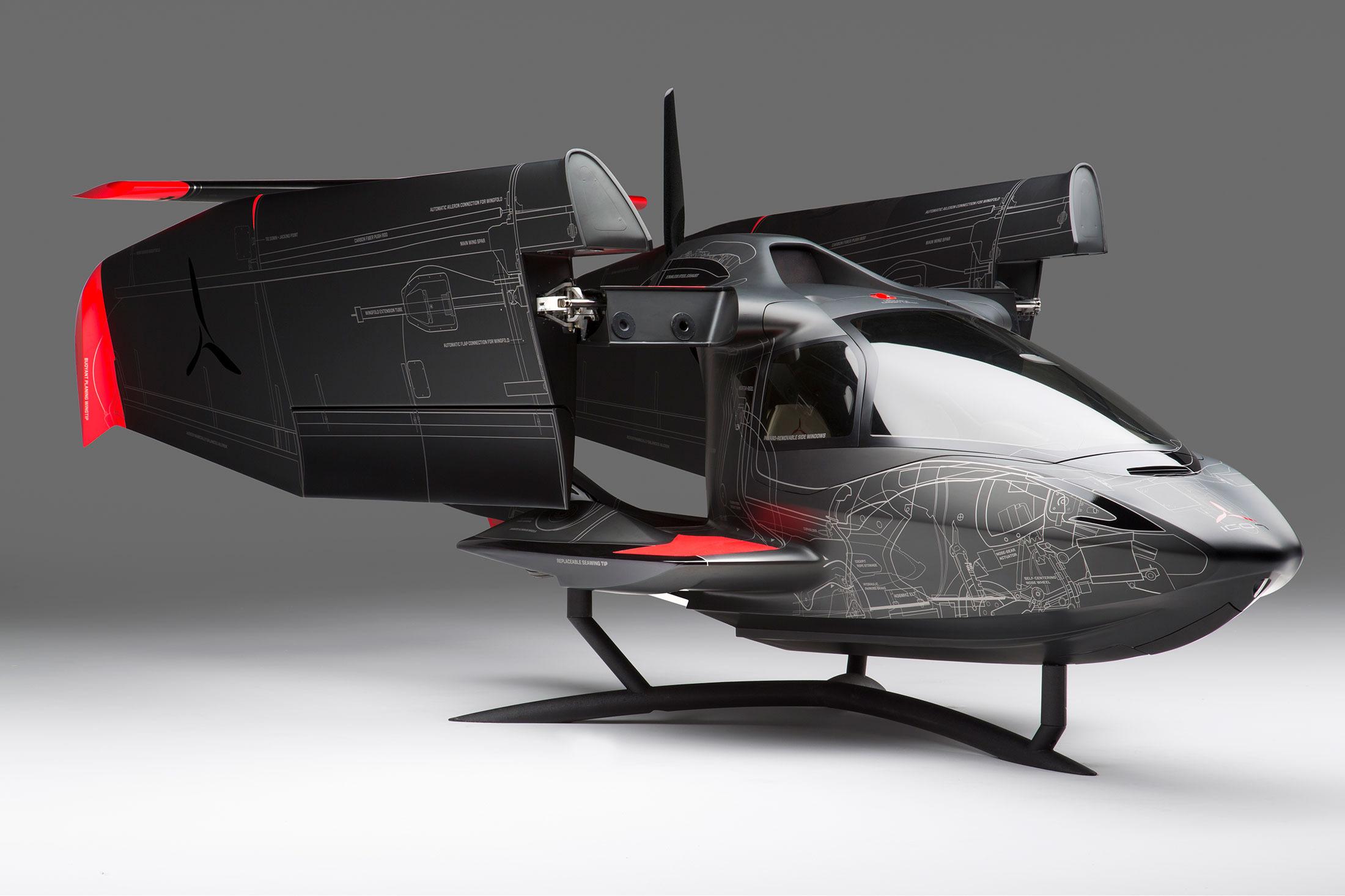 Honda Of Seattle >> ICON A5: El avión anfibio portátil que ya está a la venta
