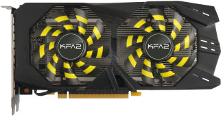 KFA2 GeForce GTX 950 Black OC Sniper Edition (1)