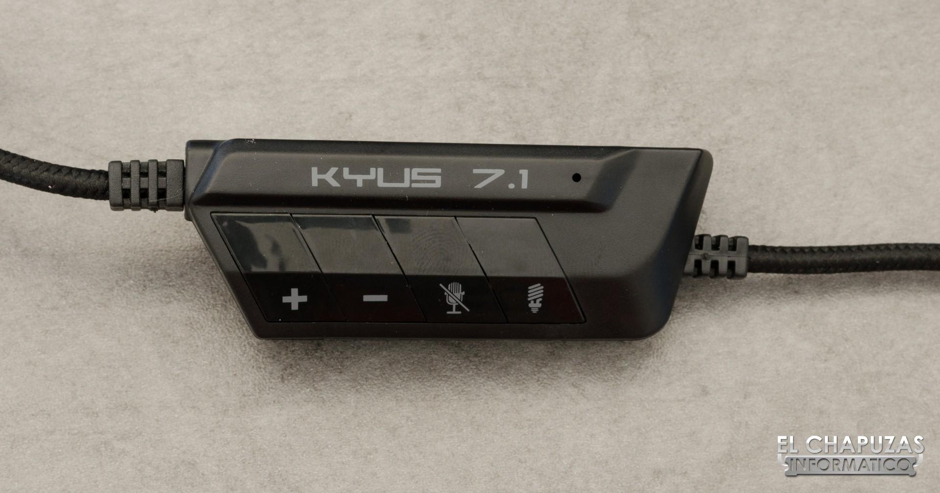 Krom Kyus Review