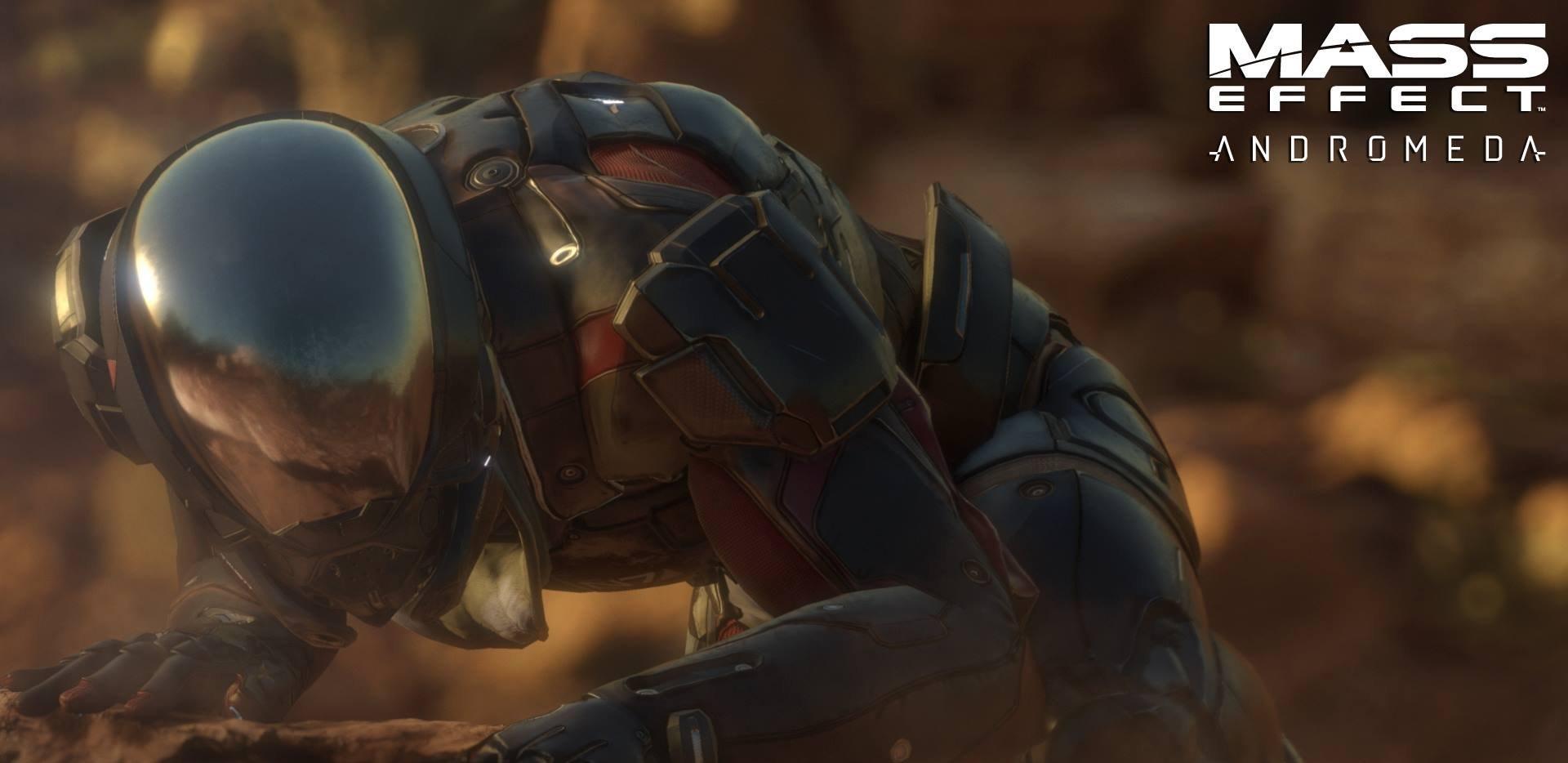Mass Effect: Andromeda estrena traíler de lanzamiento