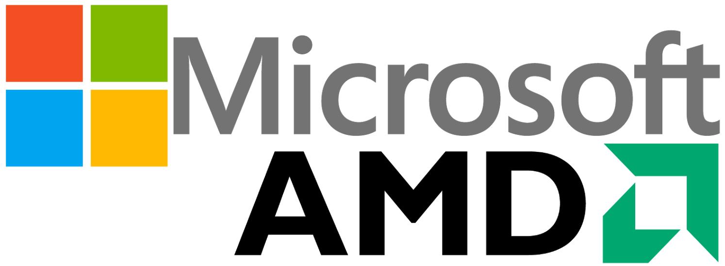 Microsoft ya estaría concretando la compra de AMD