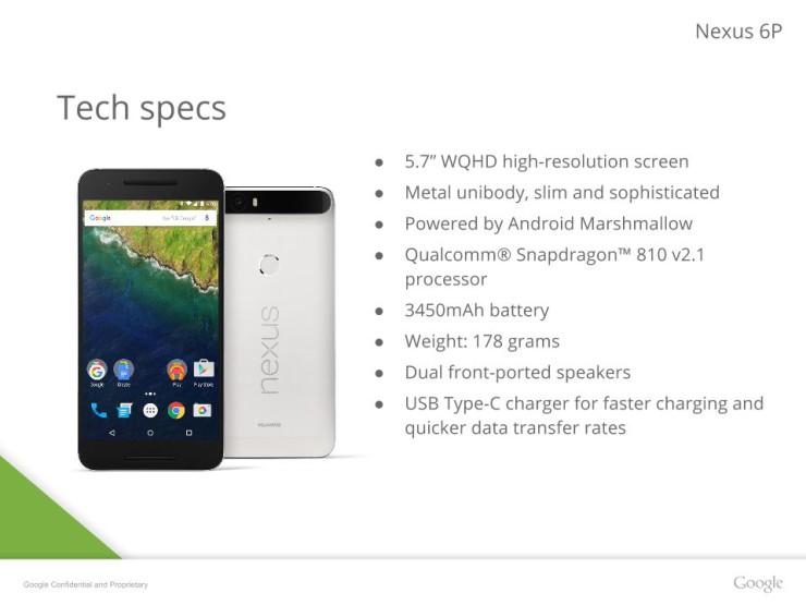 Nexus 6P - Presentación (1)