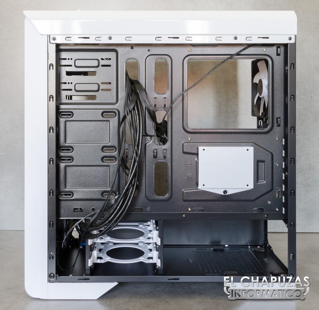 Bricolaje NOX Hummer ZX