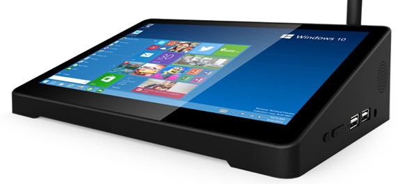 PIPO X9: Tablet Mini-PC de 8.9″ con Windows 10 y Android 4.4