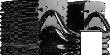 Raijintek Tisis CORE: Disipador CPU de alto rendimiento completamente negro