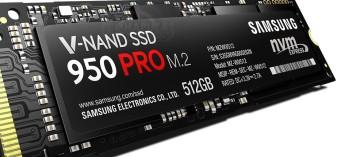 Samsung 950 PRO M.2 Portada