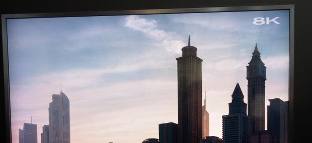 Sharp muestra su televisor 8K de 85″, costará 118.000 euros