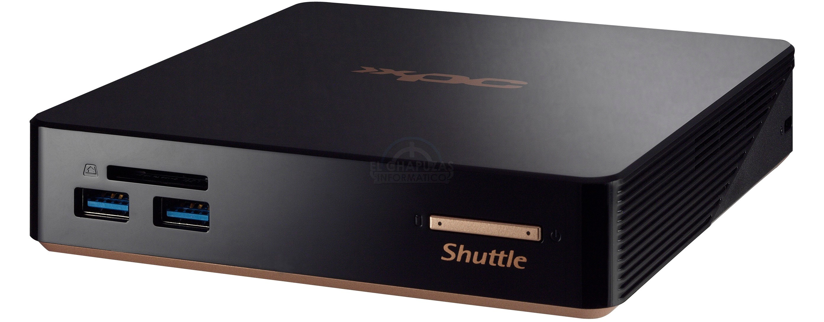 Shuttle NC01U: El ordenador más pequeño de la compañía