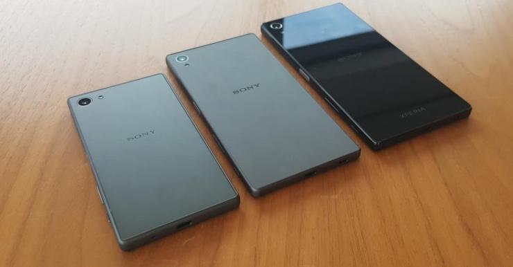 Sony Xperia Z5, Xperia Z5 Compact y Xperia Z5 Premium (2)