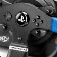 Thrustmaster T150: Volante para PC/PS4/PS3 por 200€