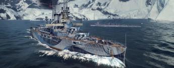 World of Warships - Portada
