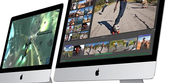 Apple actualiza sus iMac, nuevas pantallas pero hardware anticuado