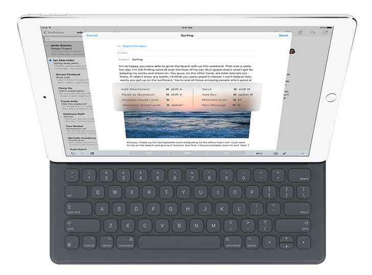 iPad Pro - Smart Keyboard