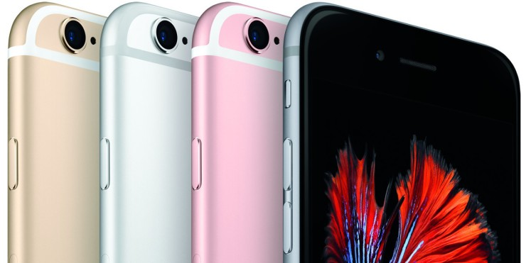 iPhone 6s Plus Portada