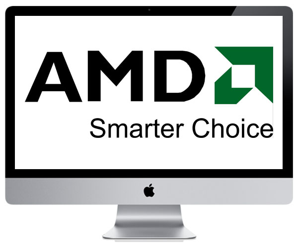 Apple iMac AMD