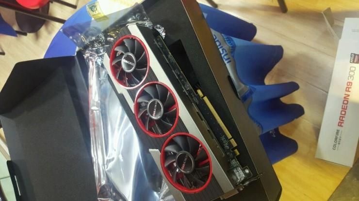 Colorfire Radeon R9 380X