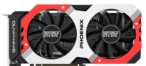 Gainward GeForce GTX 970 Phoenix - Portada