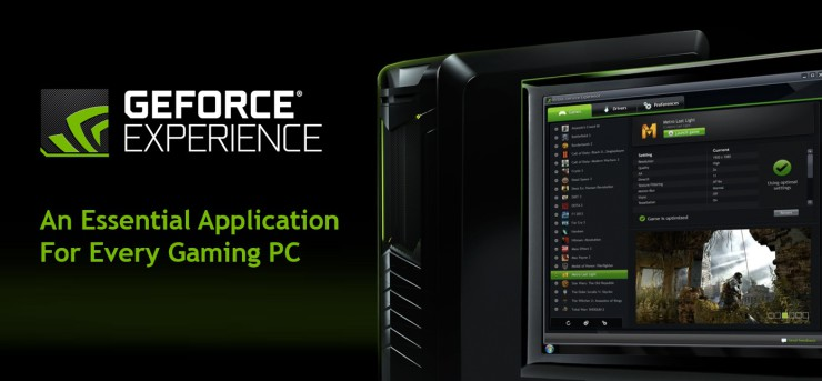 GeForce Experience 740x343 0