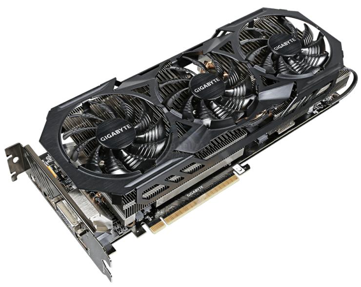 Gigabyte Radeon R9 Fury WindForce X3 OC (2)