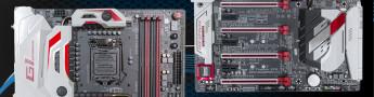 Gigabyte Z170X-Gaming G1 Slider