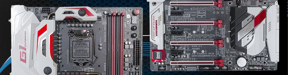 Review: Gigabyte Z170X-Gaming G1
