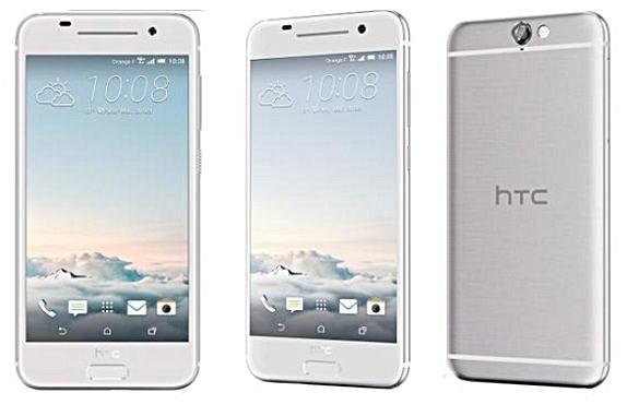 HTC One A9 filtracion