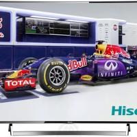Hisense 65K720: Un económico televisor 4K curvo de 65 pulgadas