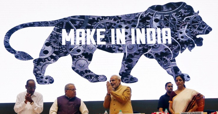 Made in India, hecho en India