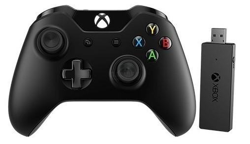 Mando Xbox One inalámbrico para PC