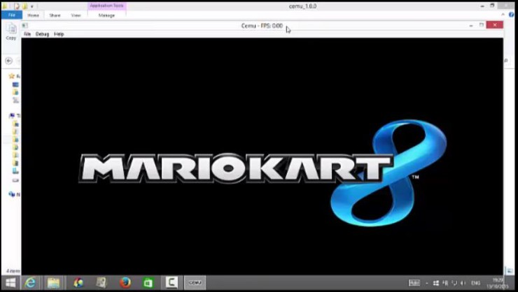 Mario Kart 8 - Emulador PC Cemu